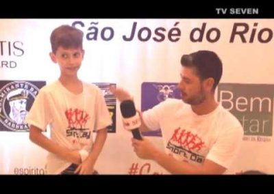 Sunset Rio Preto e Sunset Kids na TV Seven 2017